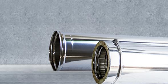 Tubagem Alumínio Isolado e Simples